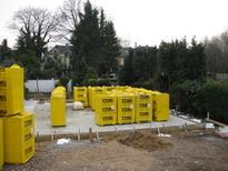 Bilder von der Baustelle