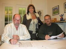 Werksdurchsprache in Bonn mit Herrn Simon und Herrn Braun
