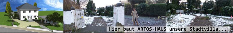 """Bautagebuch """"Villa Marienborn"""". Wir bauen eine Stadtvilla. header image 2"""