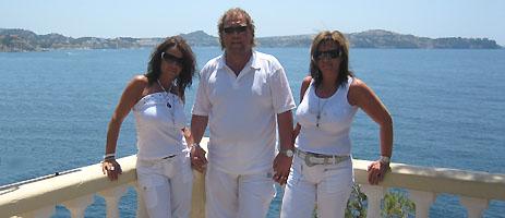 Das Dreamteam auf der Sonneninsel Palma de Mallorca