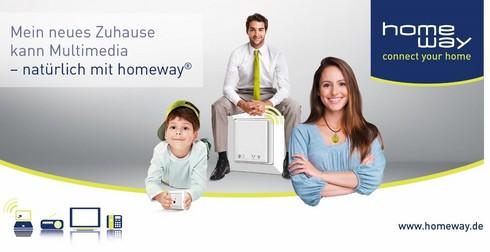 homeway Multimedian Heimnetzwerk