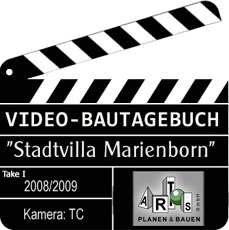 Video-Bautagebuch Artos Haus
