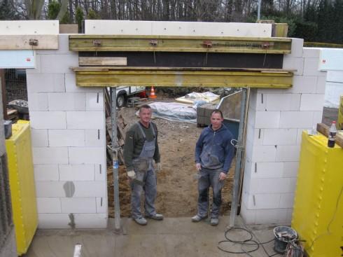 Tommy und Andreas von KEMPE BAU
